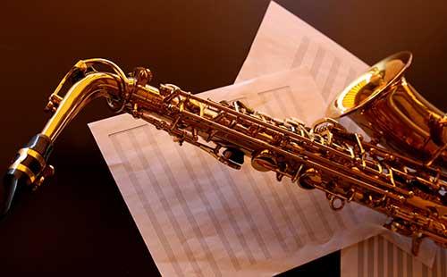 Saxophon Beitragbild