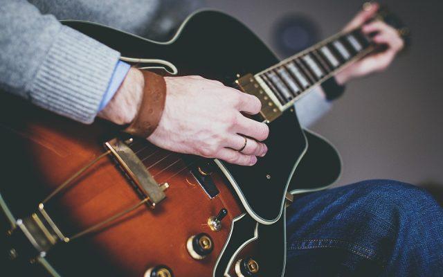 E-Gitarre Schule