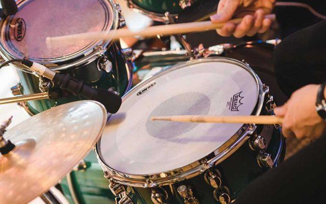 Schlagzeug Schule